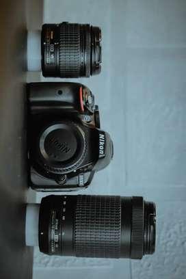 Less use Nikon d5300