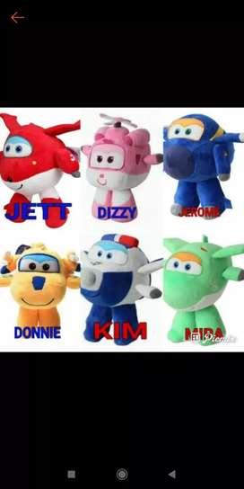 Boneka toy kingdom seri super wing