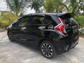 Honda Jazz Hitam Asli Banjar