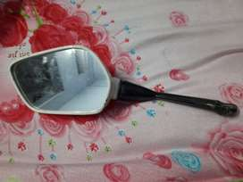 Zmr side mirror glass