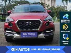 [OLX Autos] Datsun Cross 1.2 CVT A/T 2018 Merah