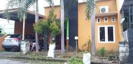 Rumah di kompleks Jl arya banjar getas