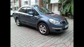 Maruti Suzuki SX4 Petrol 76000 Km Family used car showroom condition