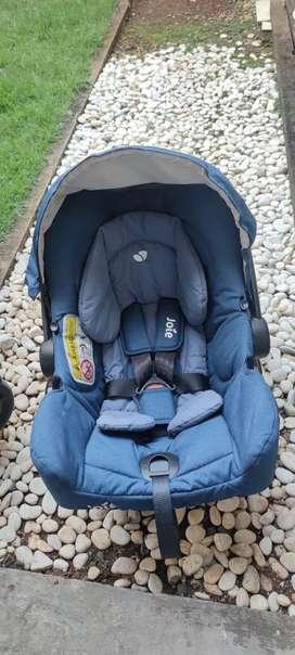 Stroller Joie Litetrax 4 Travel System Like New