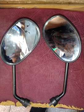 Honda 70 mirror jorry