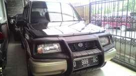 Suzuki Escudo Nomade 1997 full ori km 120 asli