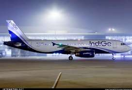Apply now ground staff in IndiGo Airlines limited site