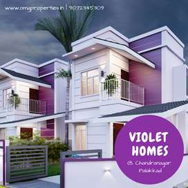 3BHK Premium Villas In Palakkad Town | Just 30.90 L onwards