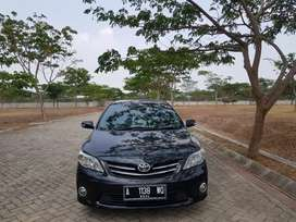 Corolla Altis G 1.8 Hitam Tahun 2010 Akhir