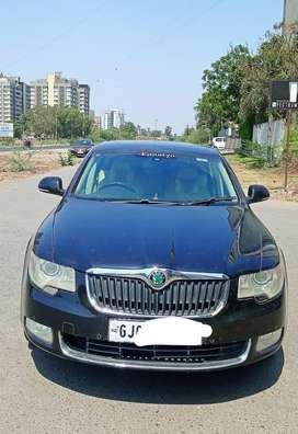 Skoda Superb 2008-2013 Ambition 2.0 TDI CR AT, 2009, Diesel