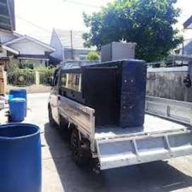 Jasa pindahan & antar kirim barang sewa losbak mobil bak mobil pick up