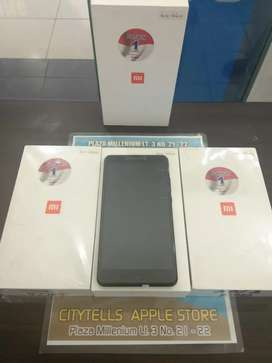 Xiaomi Mimax 2 Ram 4/64 Black New Promo