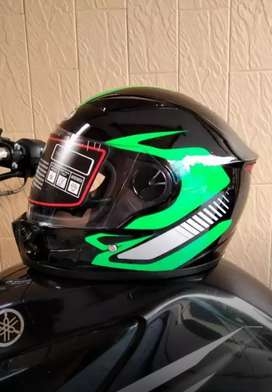 New stylish helmet for your face protection