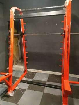 Brand new presto gym equipment