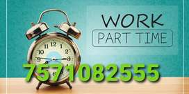 You are full free to work as your convenient hurry up !!