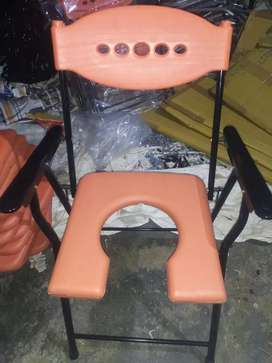 New hand  commode chair