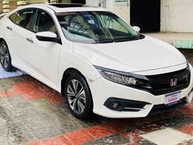 get honda civic VTI on easy monthly installment