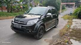 Terios tx adventure manual 2009. Mesin Joss. Tarikan nendang. Bodi jos