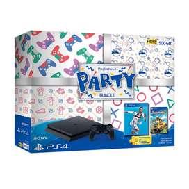 Credit PS 4 500GB party bundle proses cepat dan mudah