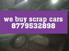 Non working scrap car buyer