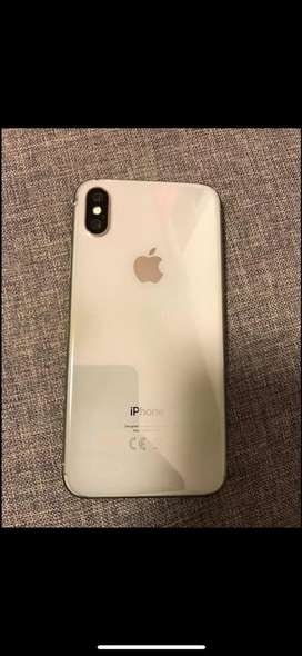 Iphone X 256 GB PTA blocked