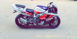Heavy sports bike Honda cbr 900rr in stock and mint condition!!