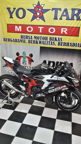 Fast sale Kawasaki Ninja ZX25R SE Abs th 2020. Custom simple