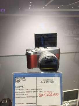 Mirrorless Fujifilm XA5