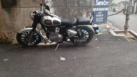 500cc, 4yrs Old Bullet with good condition