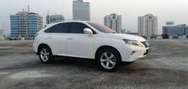 Lexus Rx 270 HK Putih 2012 Hub Henli Bos Sunter
