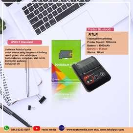 Program IPOS 5 Standard + Printer Bluetooth