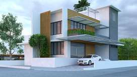 3BHK, 1200SqFt Villa, 3 Cents near Viswajyothi Public School, Angamaly