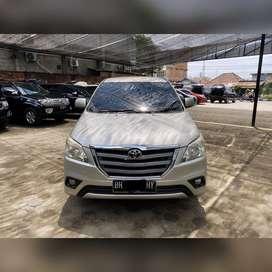 Toyota Innova G 2014