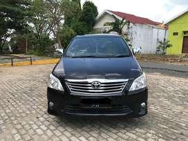 Toyota Innova G MT 2012
