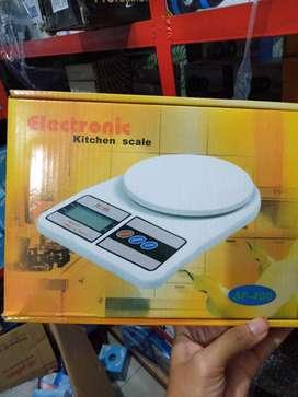 timbangan dapur digital sf 400 kapasitas 10kg bisapakai mangkok