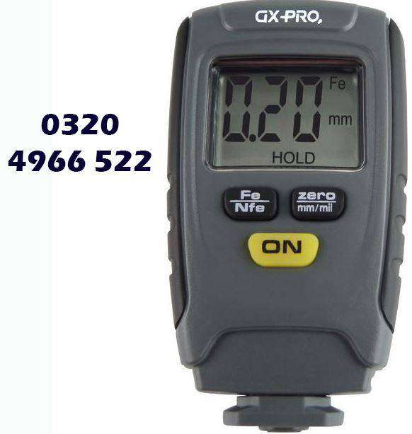 GXPRO All Car Digital Paint Coating Tester Meter  OBD2 Best Quality 0