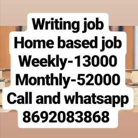 Small Novel Book Writing Job