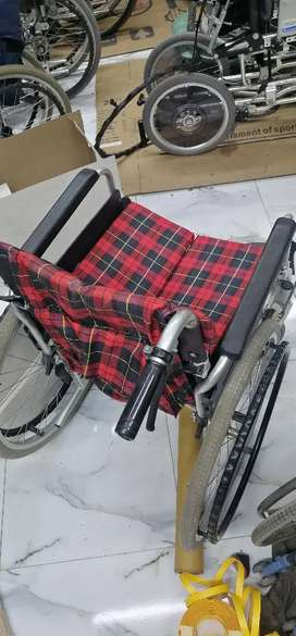 I have used imported Japanese wheelchair