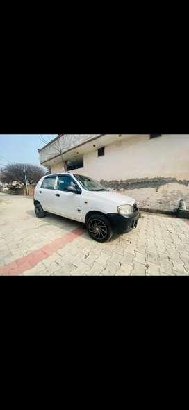 Alto 800 lxi Good condition .