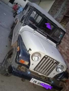 Mahindra thar jeep all original