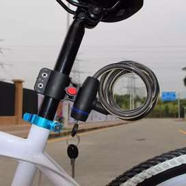 Gembok Sepeda Gowes Cable coil lock.