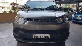 Mahindra KUV 100 2016-2017 mFALCON G80 K6 Plus, 2016, Diesel