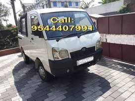 Mahindra Maximo Passenger / Goods Minivan At Aluva