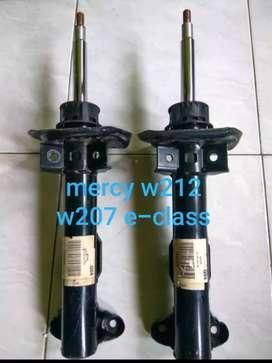shock breaker mercy w212 w207 e-class   depan original
