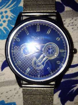 New and unique watch of TOSHI