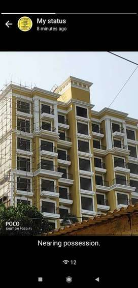 Available 1 bhk for sale in Radhe galaxy , Karjat