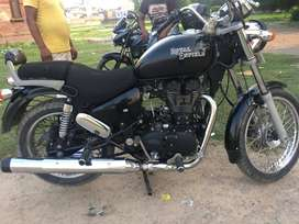 Thinderbird 500 cc brand new screchless bike