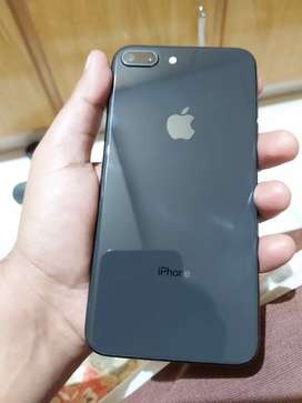 Iphone8 plus gold 256gb PTA Approved