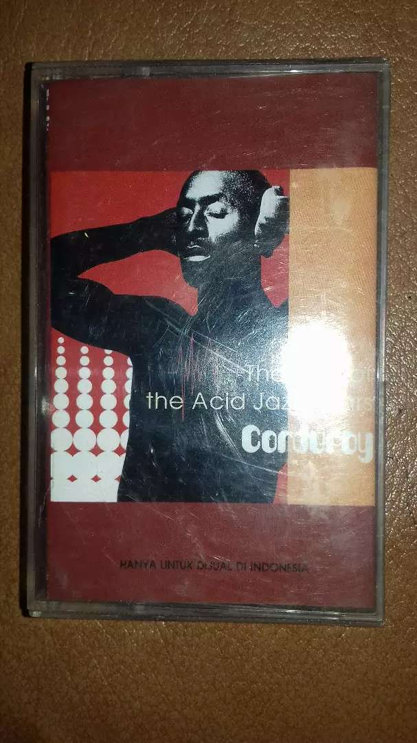 Kaset pita thee best of the acid jazz years coduroy 0