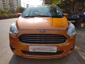 Ford Figo Aspire 1.5 Ti-VCT Titanium, 2016, Petrol